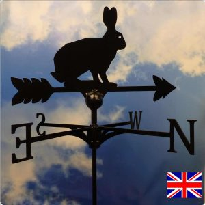 Sitting Hare Weathervane