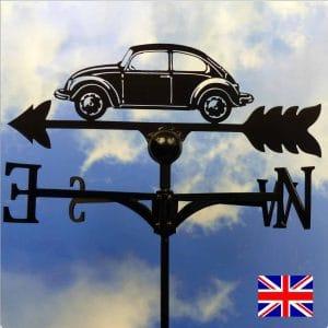 VW Beetle / Bug Weathervane