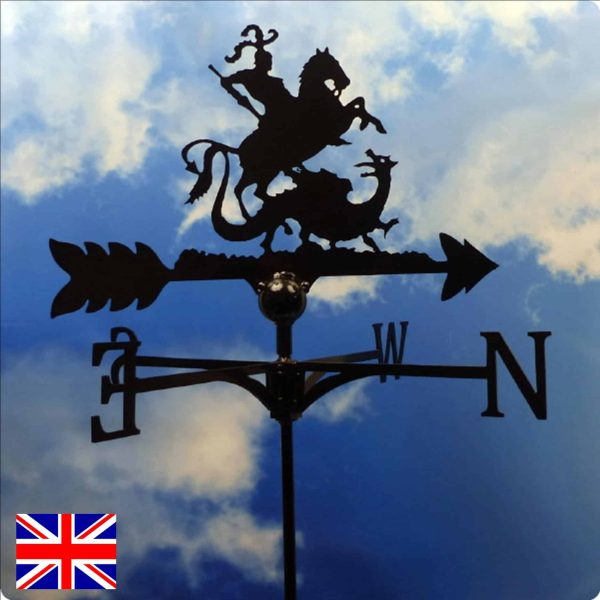 George & The Dragon Weathervane