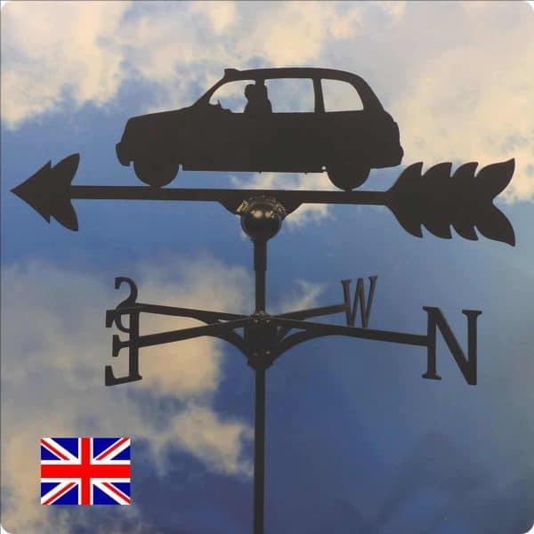 London Taxi Weathervane