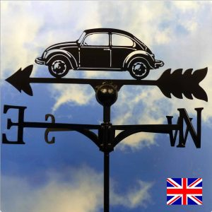 VW Beetle / Bug Weathervane