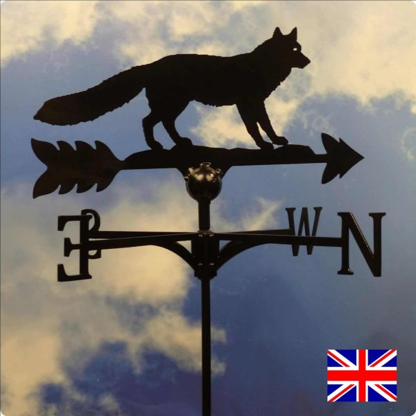 Fox Weathervane