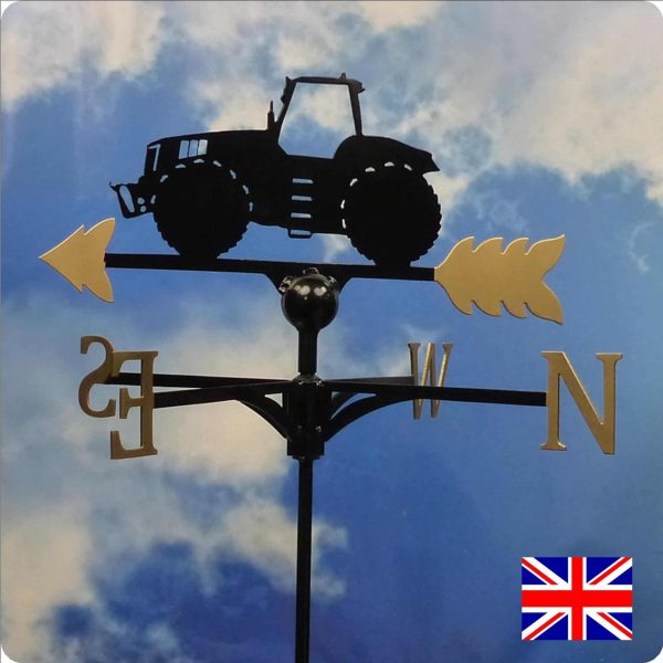 Fastrack Tractor Gold