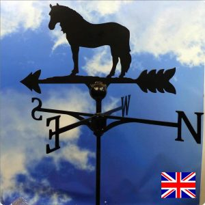 Pony Weathervane