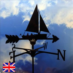 Yacht/Sailing Boat Weathervane
