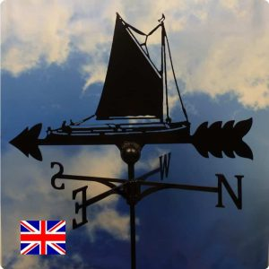 Norfolk Wherry Weathervane
