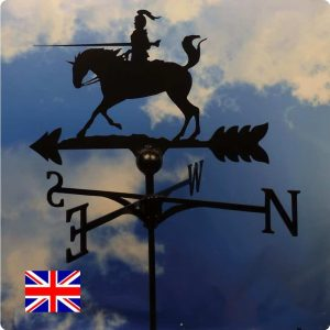 Knight In Armour Weathervane